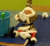 Pouding: Un ange de Noël !