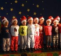 La fête de Noël à l'Institut