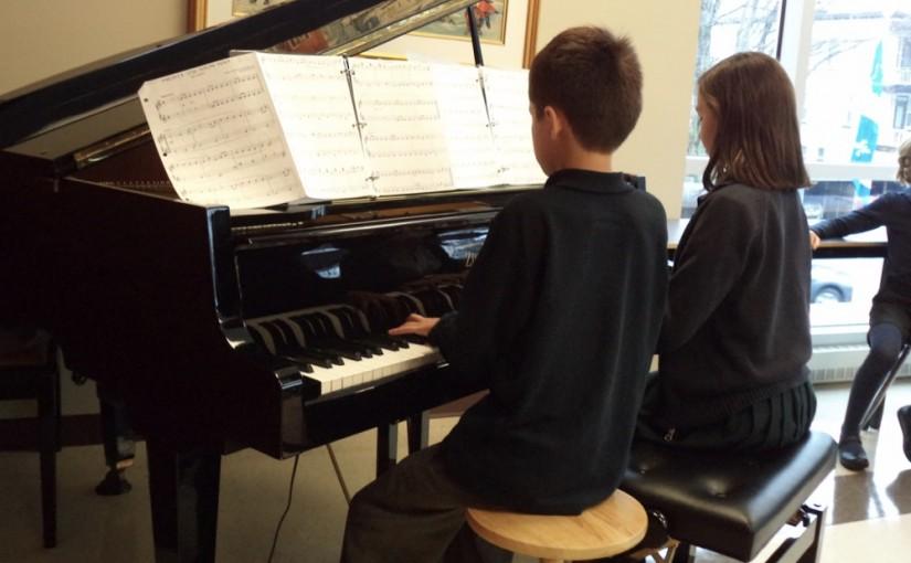 Concert des pianistes